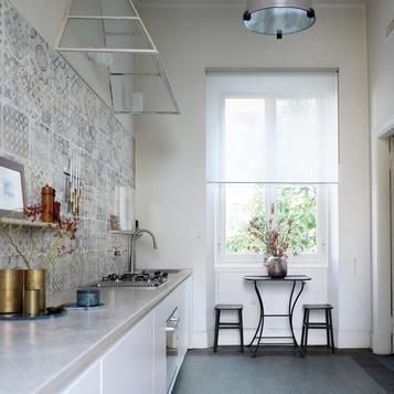 Fliesen: Beige Küche | Marazzi
