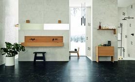 Fliesen Für Das Bad: Gestaltungsideen Mit Keramik Und Feinsteinzeug    Marazzi 7120