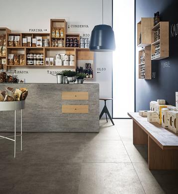fliesen grau marazzi. Black Bedroom Furniture Sets. Home Design Ideas