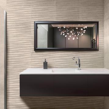 Fliesen: Betonoptik Cottooptik Badezimmer | Marazzi