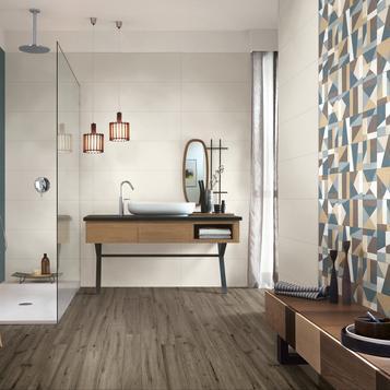 Fliesen: Beige Badezimmer | Marazzi