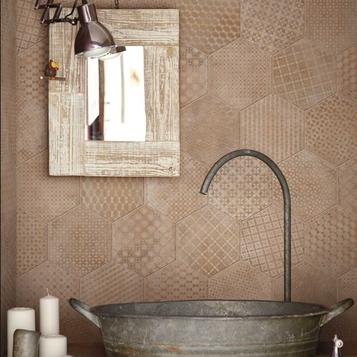 Fliesen: Pink Badezimmer | Marazzi