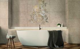 Fliesen Für Das Bad: Gestaltungsideen Mit Keramik Und Feinsteinzeug    Marazzi 9313