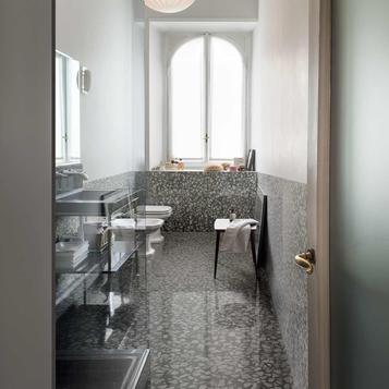 Fliesen: Marmoroptik Badezimmer | Marazzi