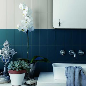 Fliesen: Blau Küche | Marazzi