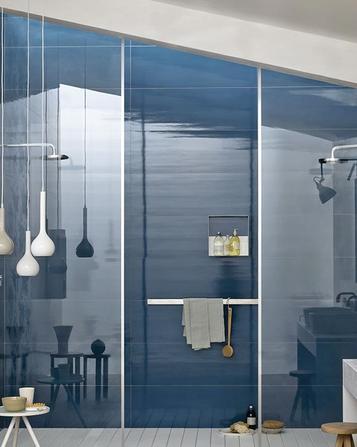 Fliesen Badezimmer Blau   Marazzi_677