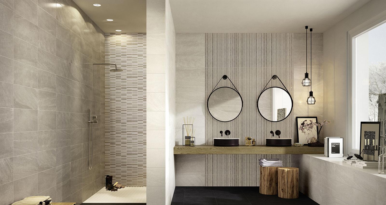 interiors - badverkleidung und küchenverkleidung   marazzi