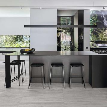 Fliesen: Grau Küche | Marazzi