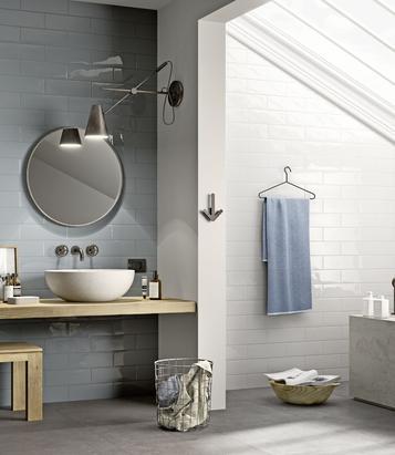 fliesen format klein badezimmer marazzi. Black Bedroom Furniture Sets. Home Design Ideas