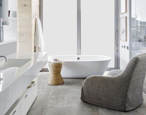 Fliesen Für Das Bad: Gestaltungsideen Mit Keramik Und Feinsteinzeug    Marazzi 8671