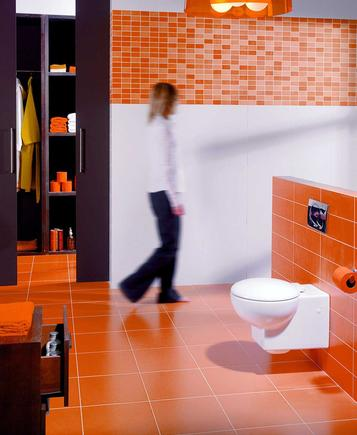 Fliesen Badezimmer Orange   Marazzi_632