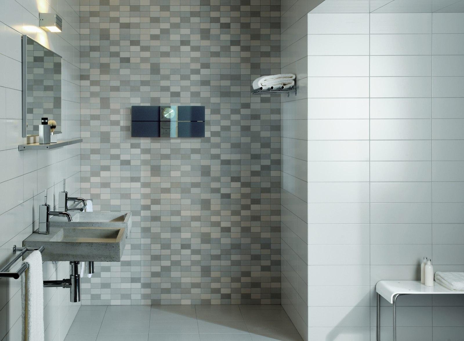 Minimal   Badezimmer