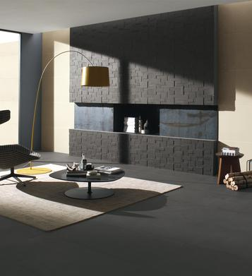 Fliesen Braun Wohnzimmer 100 fantastische ideen fr elegante wohnzimmer Fliesen Wohnzimmer Braun Marazzi_32