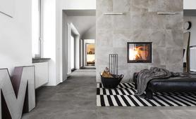 Fliesen Für Das Wohnzimmer: Gestaltungideen Mit Keramik Und Feinsteinzeug    Marazzi 7964