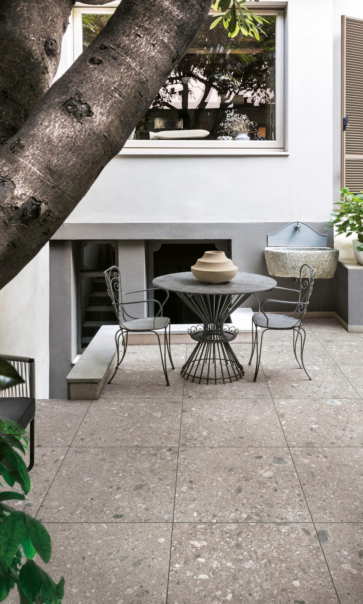 Feinsteinzeugfliesen Für Den Außenbereich Marazzi - Feinsteinplatten aussenbereich