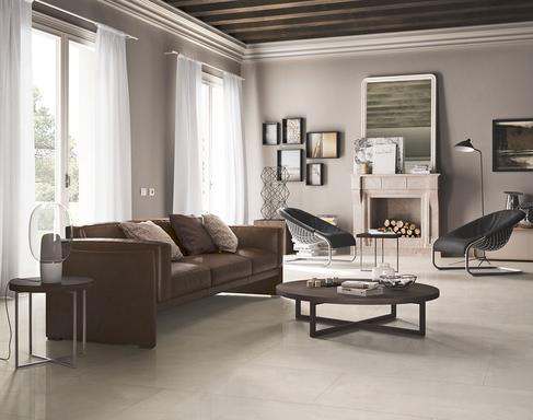 Fliesen für das Wohnzimmer | Marazzi
