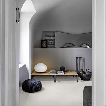 Fliesen: Weiß Wohnzimmer | Marazzi