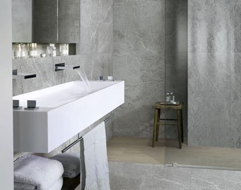 Fliesen Für Das Bad: Gestaltungsideen Mit Keramik Und Feinsteinzeug    Marazzi 8624
