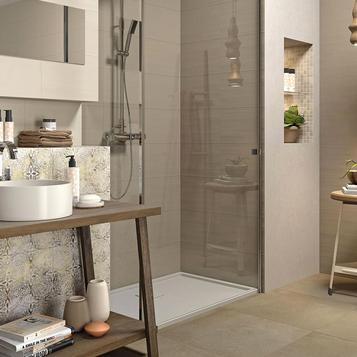 Fliesen: Orange Badezimmer | Marazzi