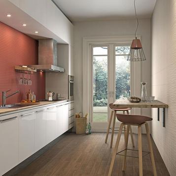 Fliesen Für Küche fliesen orange küche marazzi