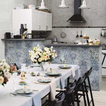 Fliesen: Pink Küche | Marazzi