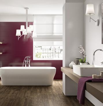 lila fliesen alles ber keramikfliesen. Black Bedroom Furniture Sets. Home Design Ideas