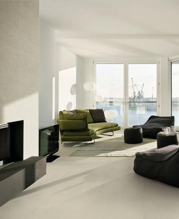fliesen: beige wohnzimmer | marazzi - Wohnzimmer Beige Fliesen