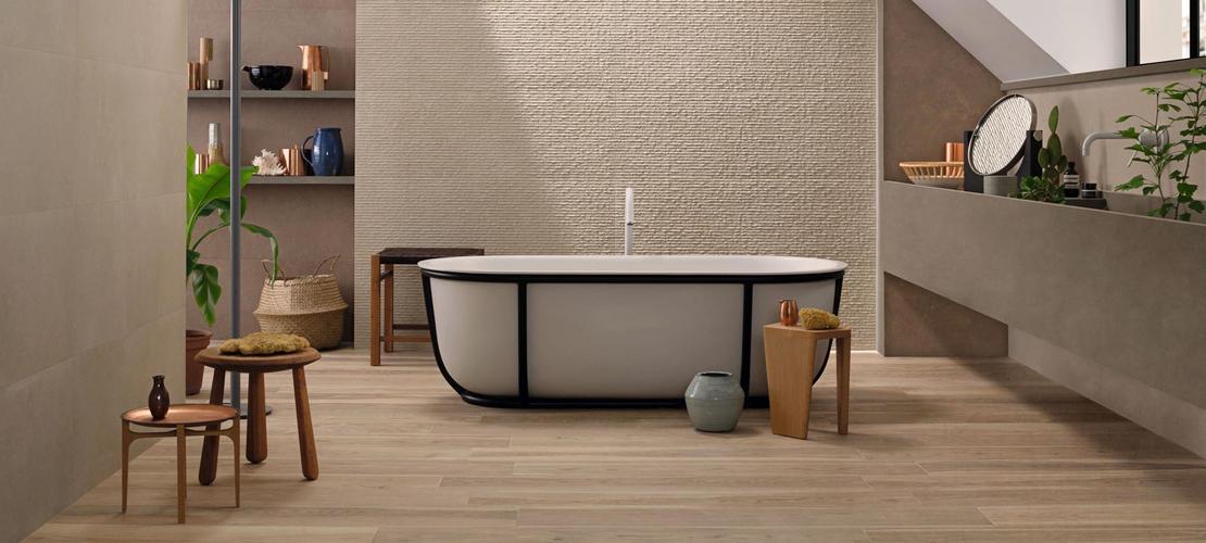 fliesen fr das bad gestaltungsideen mit keramik und feinsteinzeug - Wie Bad Fliesen