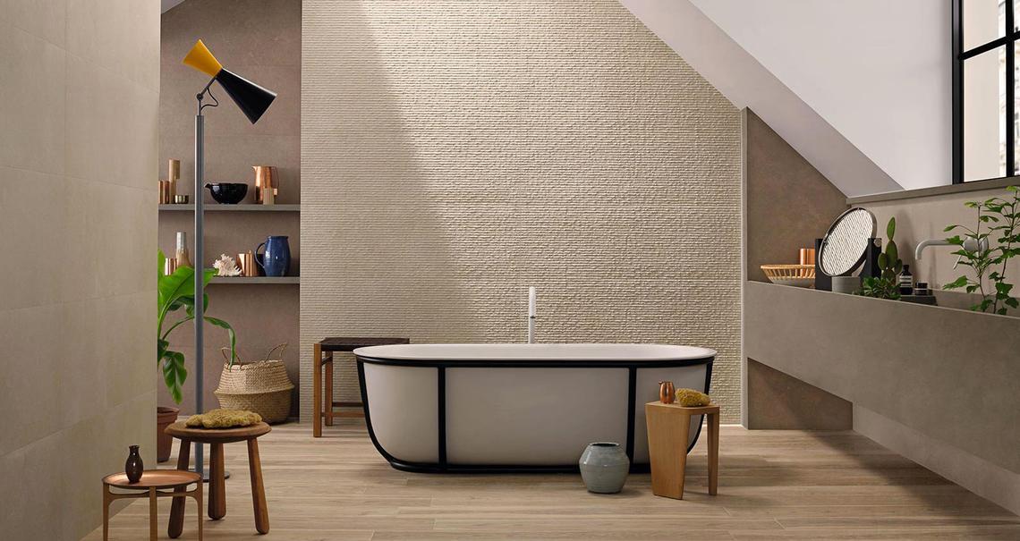 Stone_Art Keramische Wandfliesen In Steinoptik. Stone_art   Steineffekt    Badezimmer