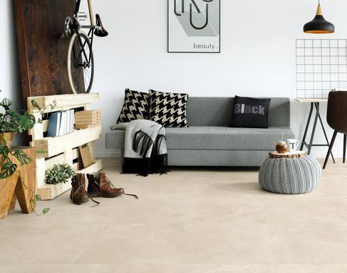 Fliesen Für Das Wohnzimmer: Gestaltungideen Mit Keramik Und Feinsteinzeug    Marazzi 9121