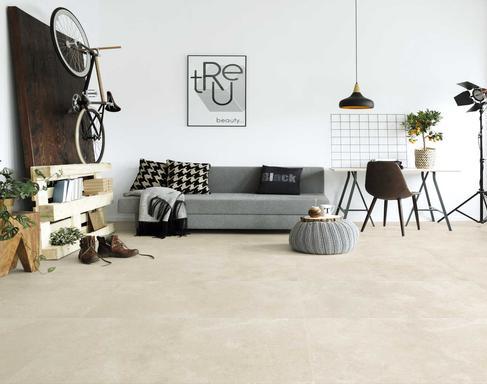 Fliesen Für Das Wohnzimmer: Gestaltungideen Mit Keramik Und Feinsteinzeug    Marazzi 9068