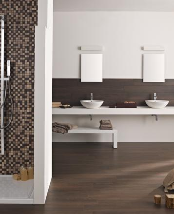 fliesen holzoptik badezimmer marazzi. Black Bedroom Furniture Sets. Home Design Ideas