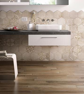 Fliesen Badezimmer Holzoptik   Marazzi_709