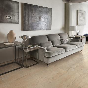 Beige Fliesen Wohnzimmer - homeautodesign.com -