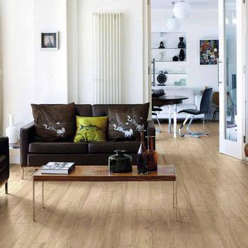 Fliesen: Holzoptik Wohnzimmer | Marazzi
