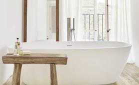 Treverkstage   Holzoptik   Badezimmer