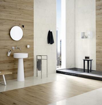 Fliesen Badezimmer Holzoptik   Marazzi_734