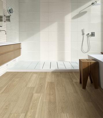 Fliesen Badezimmer Holzoptik   Marazzi_799