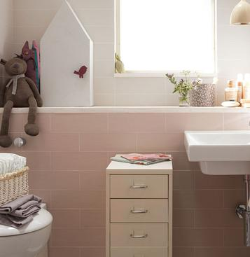 Fliesen Badezimmer Pink   Marazzi_423