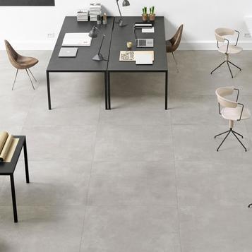 fliesen technisches feinsteinzeug schwarz marazzi. Black Bedroom Furniture Sets. Home Design Ideas