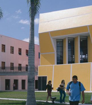 Paul L. Cejas School of Architecture in Miami