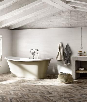 Badezimmer fliesen holzoptik  Fliesen: Holzoptik Badezimmer | Marazzi