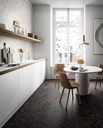 fliesen k che marazzi. Black Bedroom Furniture Sets. Home Design Ideas
