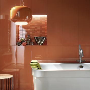Fliesen green orange marazzi - Orange fliesen ...