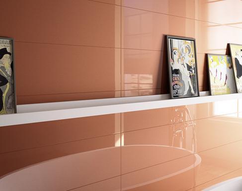 Fliesen in der Farbe Orange: Unsere Kollektionen | Marazzi
