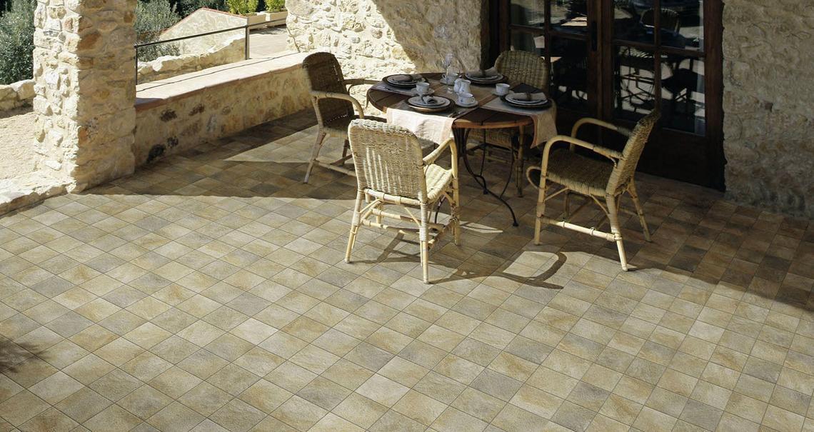 Corte - Fliesen für Terrasse   Marazzi