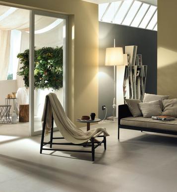 fliesen bodenfliesen wohnzimmer marazzi. Black Bedroom Furniture Sets. Home Design Ideas