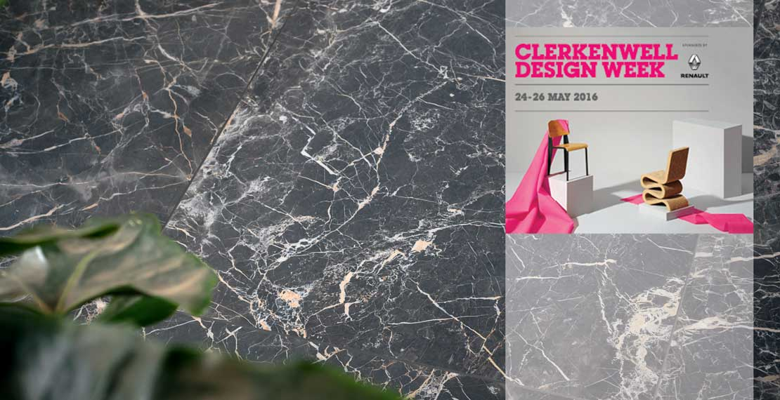 Marazzi @ Clerkenwell Design Week, London 24.-26. Mai 2016
