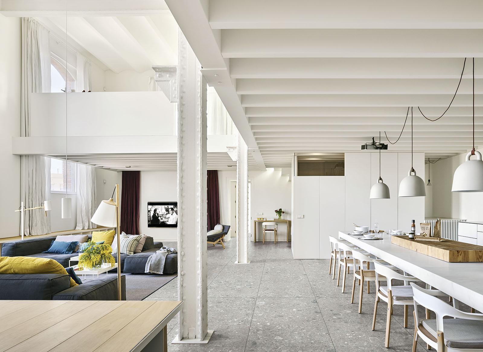 Erstaunlich Küche Industrial Style Ideen Von Die Perfekten Wandfliesen Für Die Küche Im