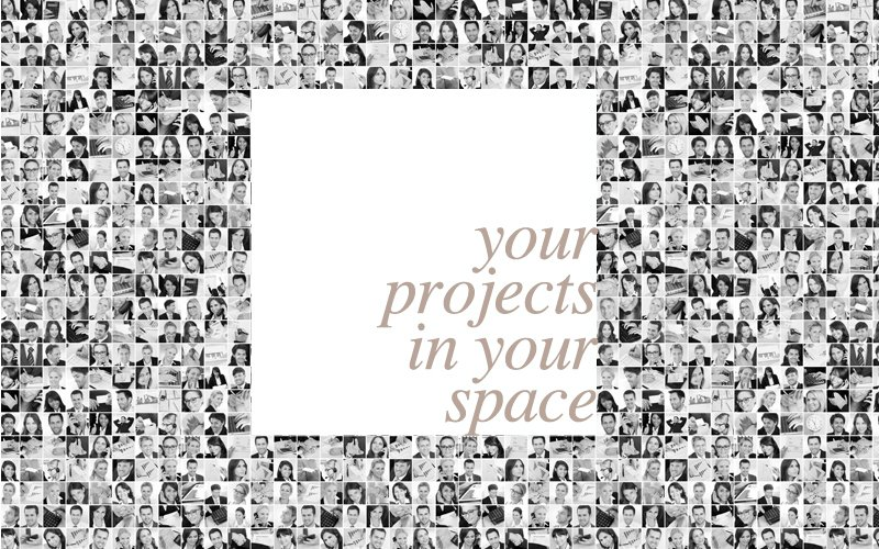 Architect? Become Part of Your Space!